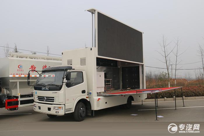 LED广告车七大维护保养注意事项