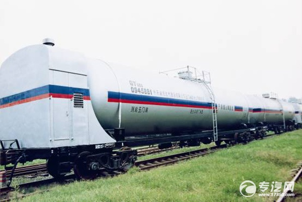 液化石油气罐车