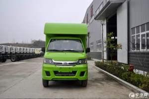 开瑞流动售货车(绿色款)图片