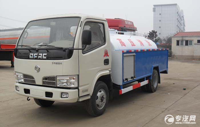 临沂环卫集团新添7台清洗车 将城市除尘做到最好