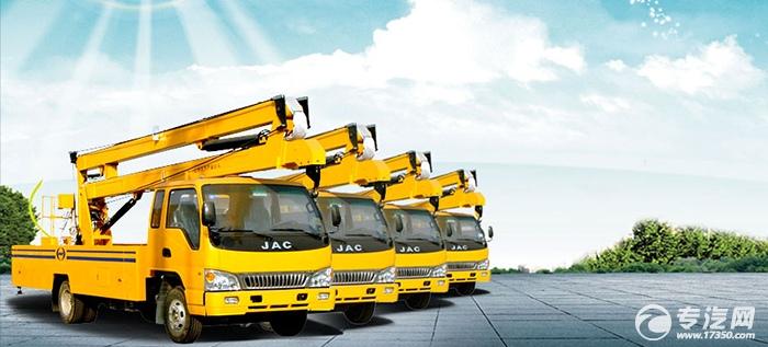 高空作业车购车导航 液压油的选择依据