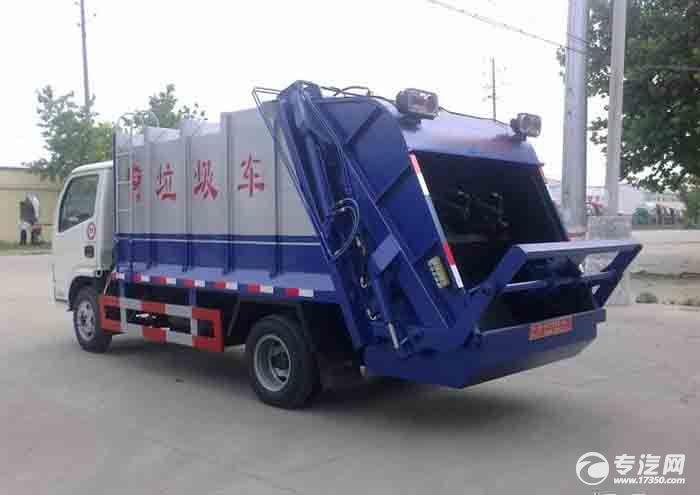 有关垃圾车的常见疑问与释答