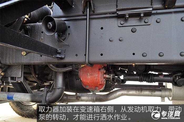 东风145洒水车取力器