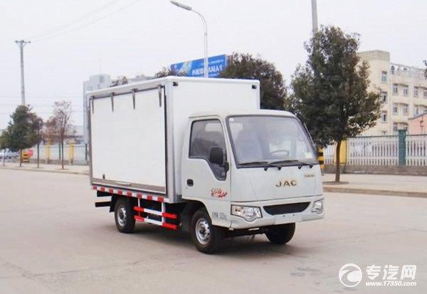 双十二预热 江淮移动售货车直降3000千