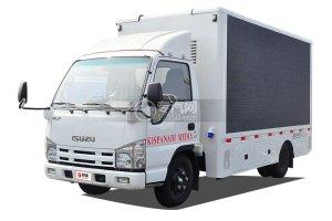 慶鈴五十鈴LED廣告車