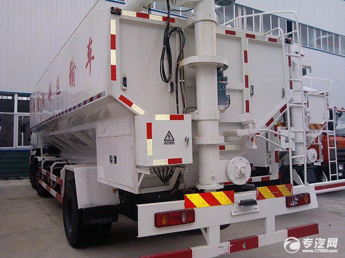 云南购入20辆散装饲料运输车 市场竞争再升级