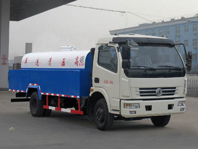 东风4.2方清洗车
