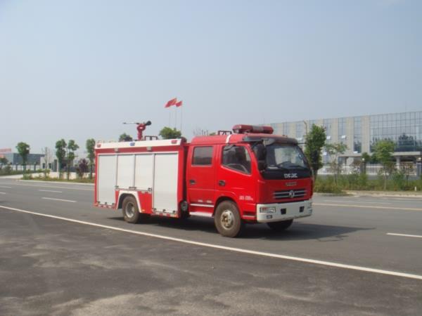 东风3方水罐消防车