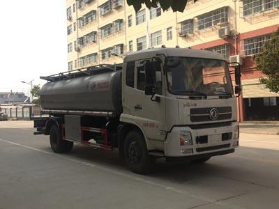 东风天锦17方供液车