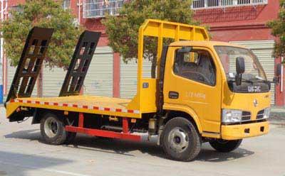 东风福瑞卡平板运输车