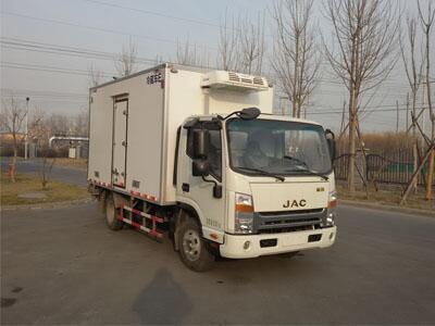 江淮骏铃冷藏车(厢长4.03米)