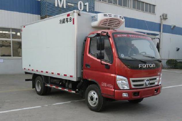 福田奥铃冷藏车(4.085米)
