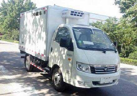 康瑞KQ1柴油版冷藏车(3.26米)