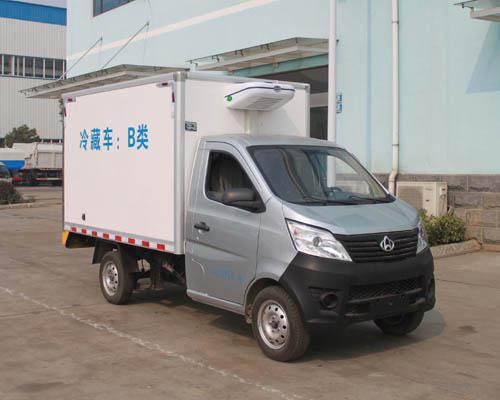 长安国五冷藏车(厢长2.68米)
