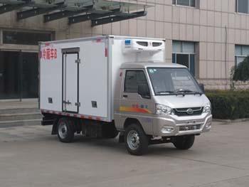 凯马后单轮汽油版冷藏车(厢长2.8米)