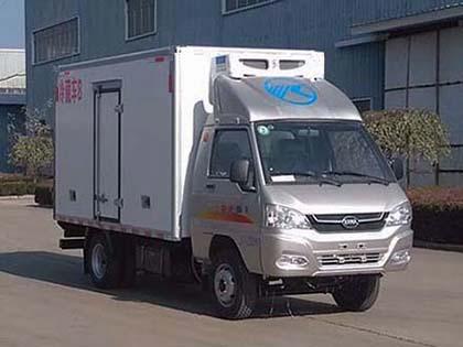 凯马锐菱后双轮冷藏车(厢长2.88米)